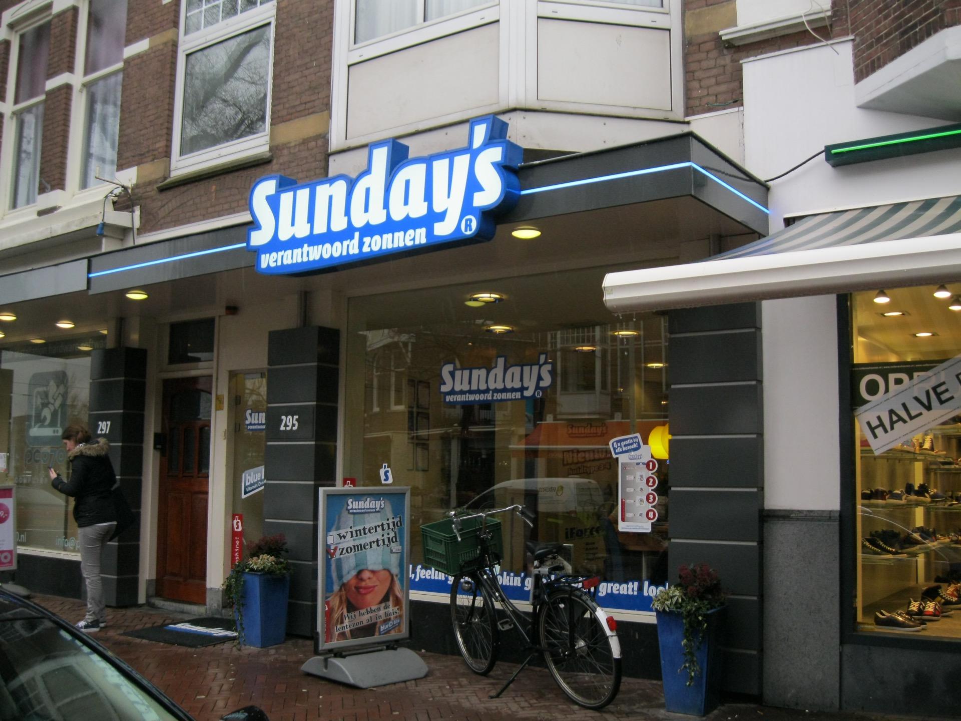 Sunday's Nederland | Den Haag