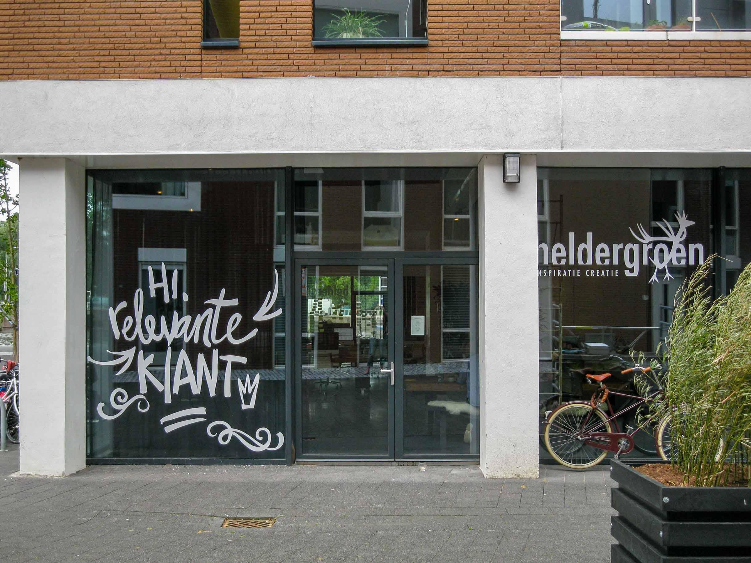 Heldergroen Haarlem