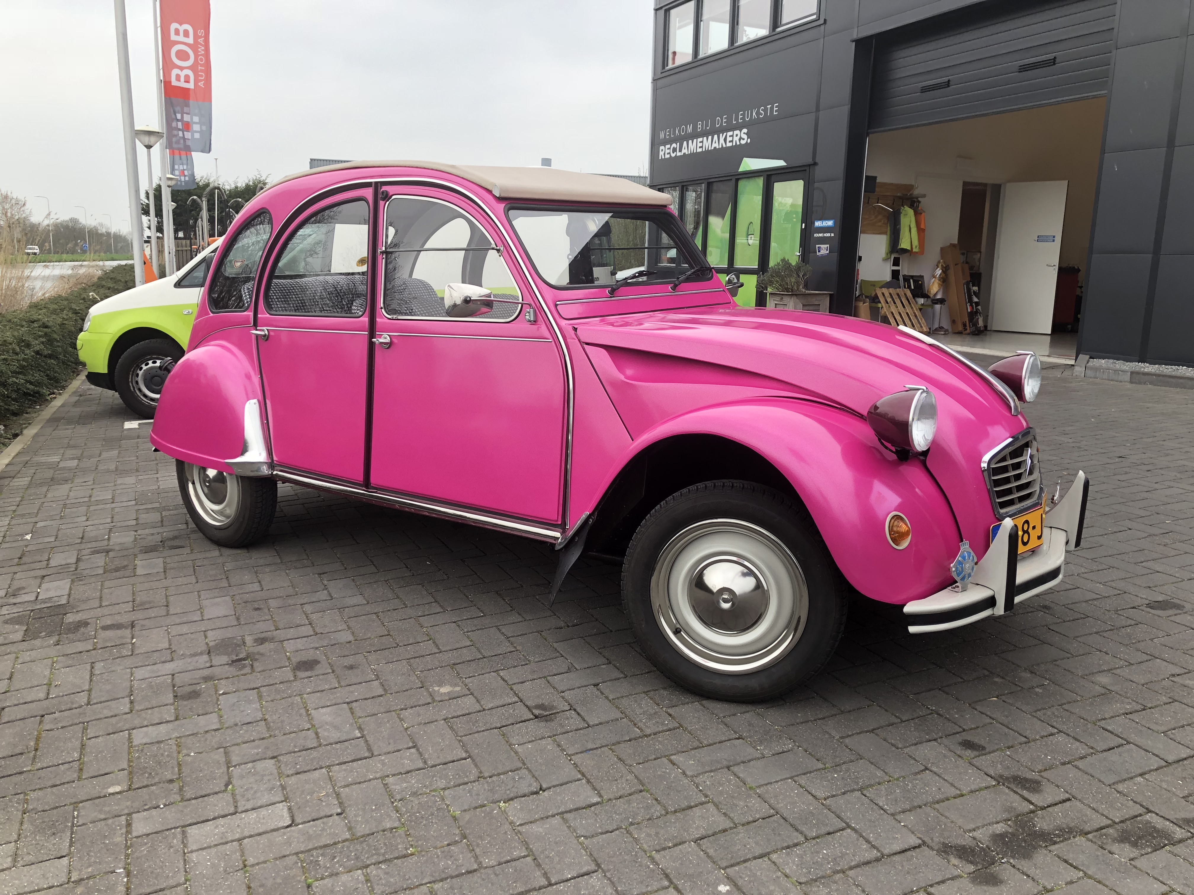 Crarwap Citroën 2cv
