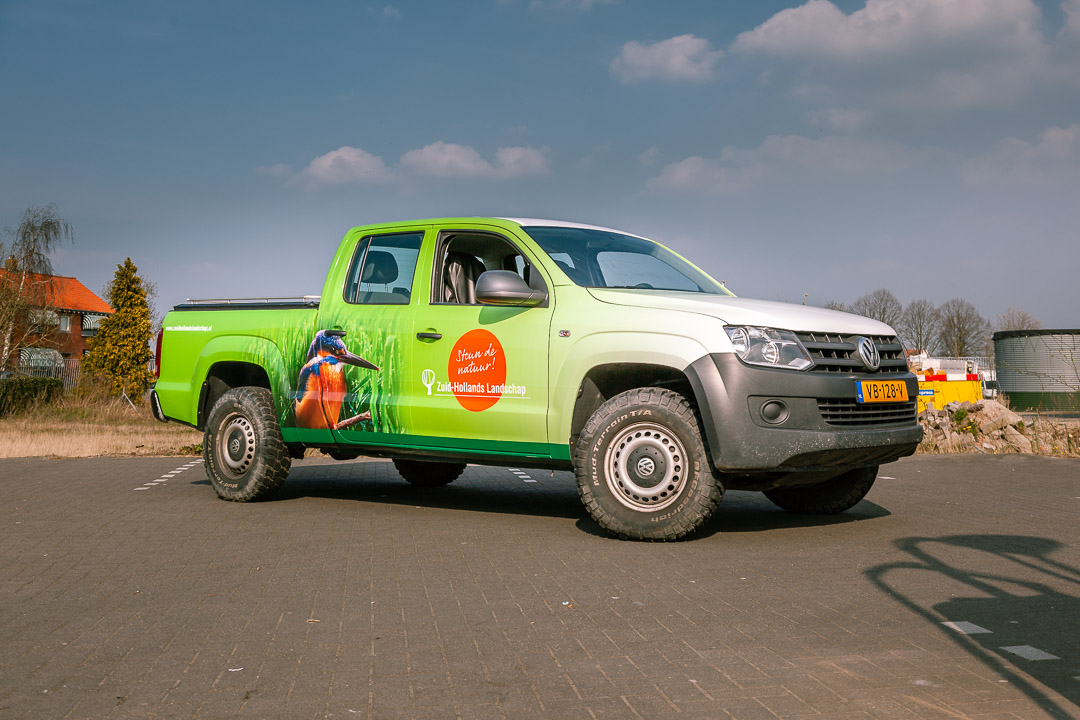 Zuid-Hollands Landschap VW Amarok