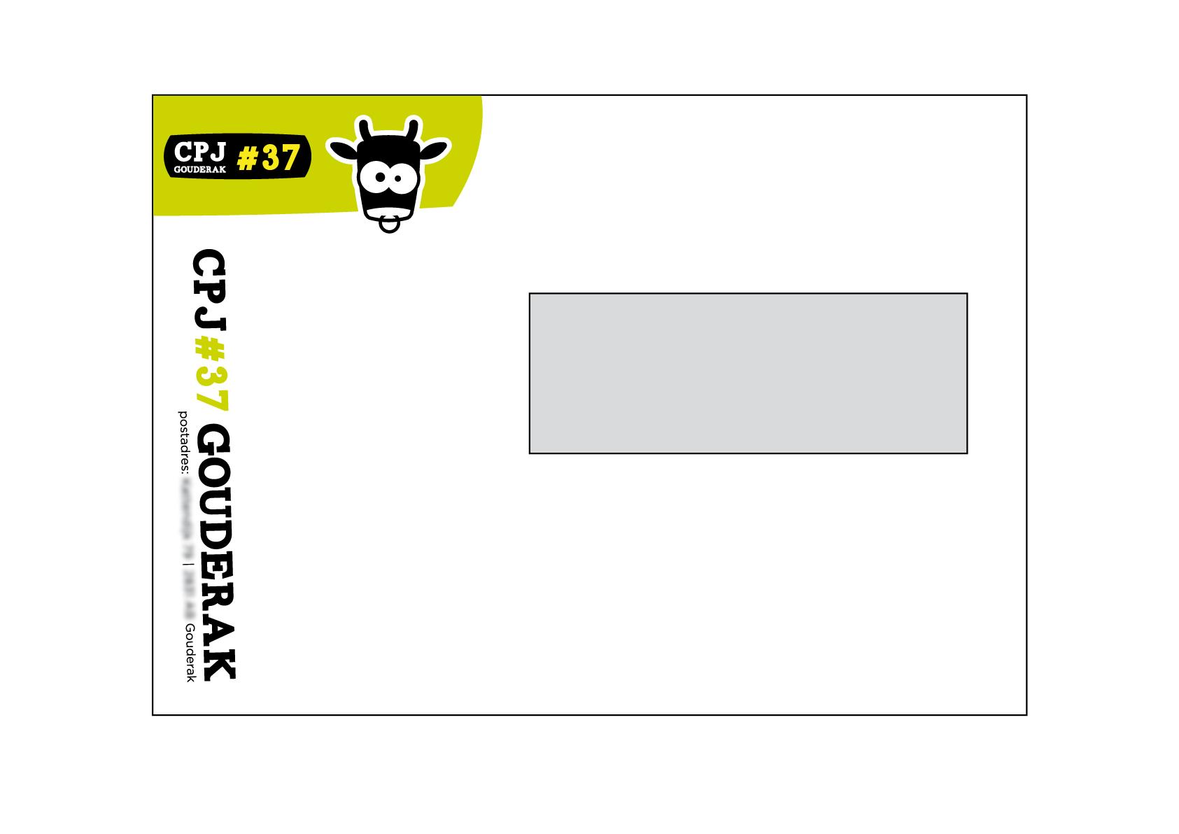 CPJ Gouderak ~ design