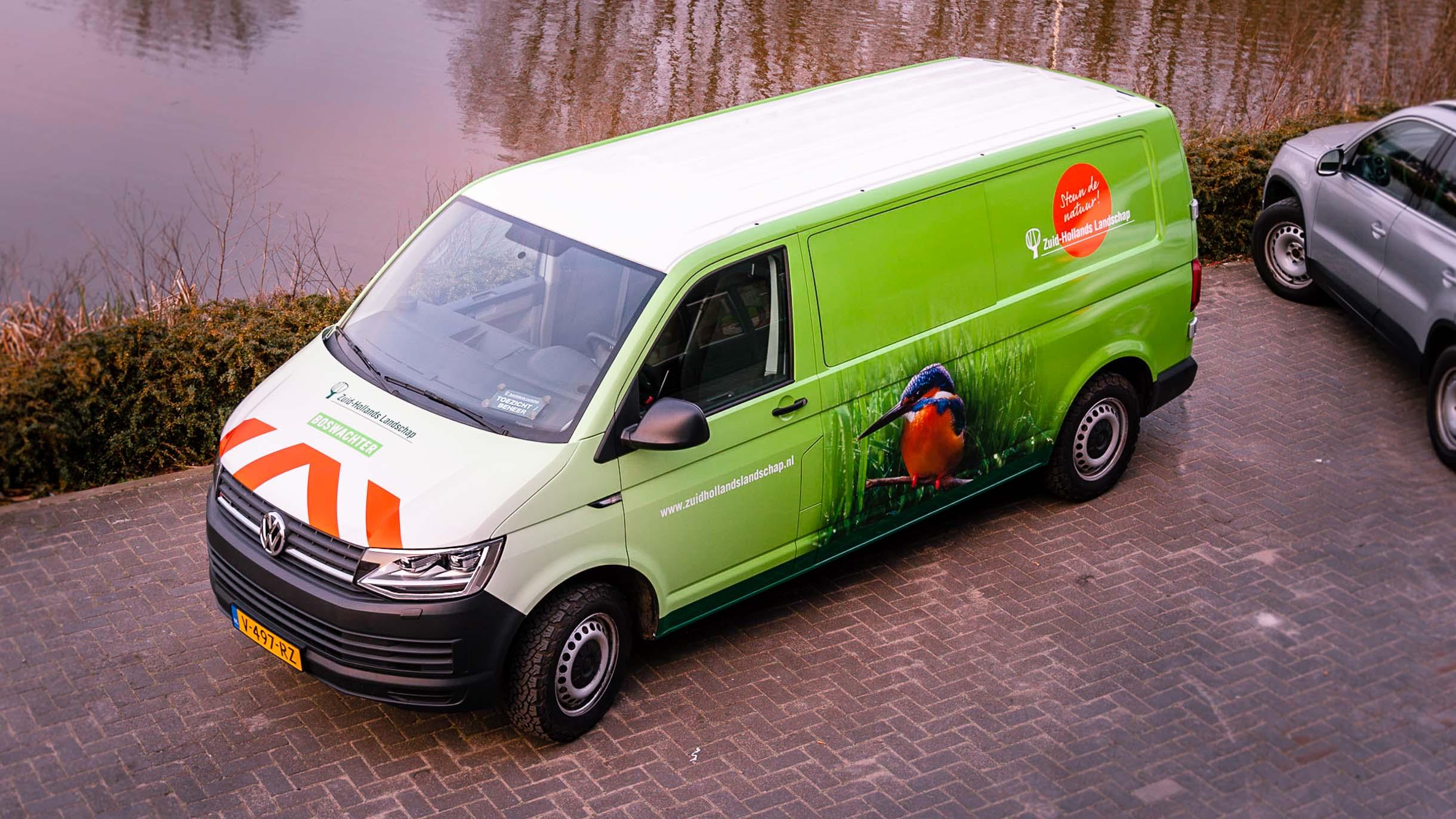 Zuid-Hollands Landschap VW Transporter